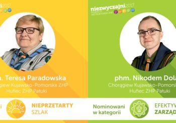 """Plebiscyt instruktorski """"Niezwyczajni 2017"""" – GŁOSUJEMY!"""