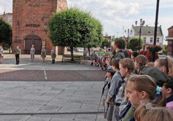 IX Zlot Hufca ZHP Pałuki im. Olgi i Andrzeja Małkowskich OGNIK 2019